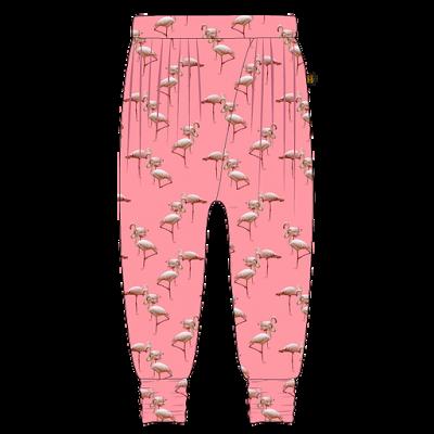 Solamigos Uv Harem Pants Flamingos. 5e77a84f260b1