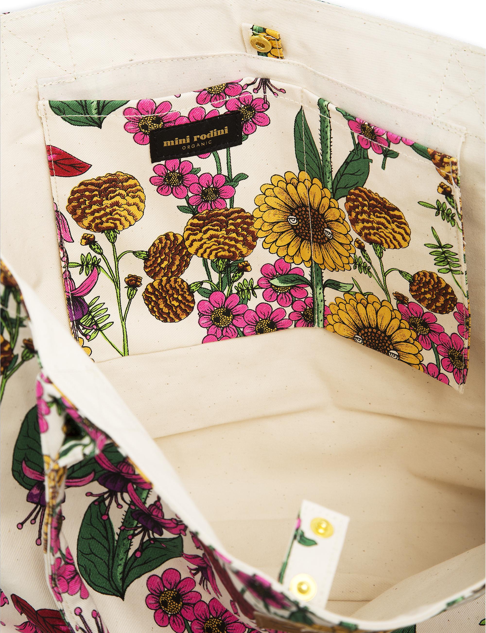 1716013011 3 mini rodini garden bag off white Butik Paletti